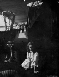 Grand Duchess Maria on board the Standart ~ <3
