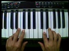 Piano Lessons for Beginners Lesson 1 How to Play Piano Tutorial Easy Free Online Learning Chords - YouTube