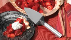 strawberry-pie  #desserts