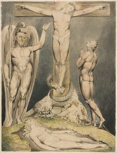 Michael Foretells the Crucifixion - John Milton's Paradise Lost.