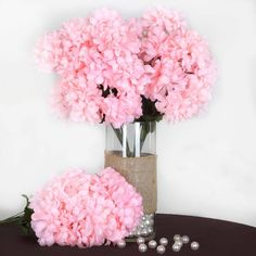 56 Chrysanthemum Mum Balls - Pink | Have limited budget for real Mum Bush? Our beautiful mum bush selection is your ideal choice to create the cheerful atmosphere. The vibrant color makes the silk mum bush the wonderful piece to go with any types of celebration. This gorgeous flower is care free and will be the decor essence to add a touch in your wedding decoration. Assorted colors available.