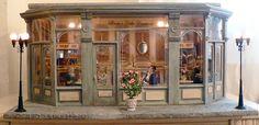 Jeannette Buchholz mini cafe dollhouse shop