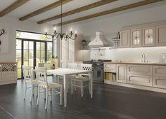 Model Storica Kitchen Designs, Italy, Furniture, Home Decor, Italia, Decoration Home, Room Decor, Cuisine Design, Home Furniture