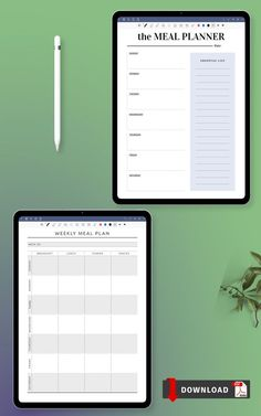 Diet Planner Diary allows you to plan and organize your weekly meals and shopping list in minutes. Create a schedule of food intake, add new meals to your daily menu and enjoy what do you prep and eat. All planners are available in four sizes: A4; A5; US Letter Size; Half Letter Size. They are can use for your iPad. #food #planner #diary #meal #week Weekly Meal Planner Template, Meal Planner Printable, Diet Planner, Home Planner, Free Printable, Planning And Organizing, Menu Planning, Diary Template, Pre Wedding Party
