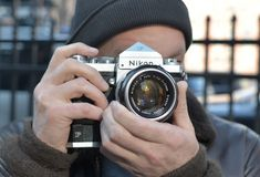 Classic Cameras: In the Field with the Mighty Nikon F
