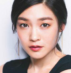 Bigger Eyes, Eye Makeup, Hair Makeup, Handsome Prince, Fantasy Wedding, Wedding Makeup, How To Look Pretty, Asian Girl, Eyeliner