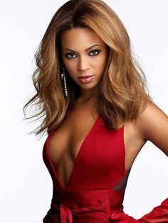 Beyonce has amazing hair