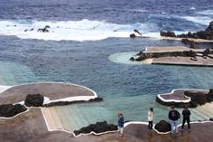 Check out the many beautiful rock pools of Madeira  http://townske.com/guide/13804/rockpools-of-madeira