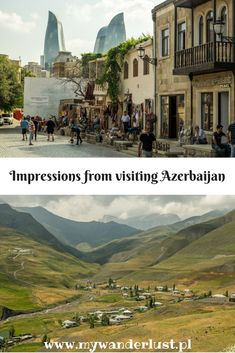 Impressions from visiting Azerbaijan - a fascinating country in the Caucasus. What to expect from the trip to Azerbaijan. In the post you will find numerous Azerbaijan travel tips from a solo female traveler. Travel Abroad, Asia Travel, Eastern Travel, Eastern Europe, Travel Guides, Travel Tips, Travel Articles, Travel Advice, Amazing Destinations