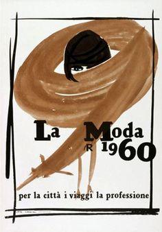 By Lora Lamm, 1960, La Moda per la città i viaggi la professione. (I)