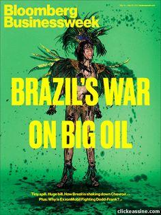 O Brasil na revista Bloomberg Businessweek