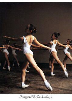 Leningrad Ballet Academy
