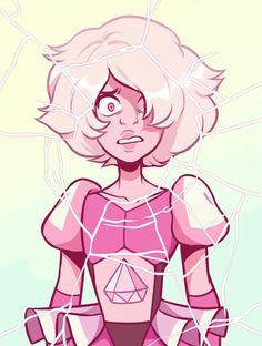 Pink Diamond Steven Universe<<< she actually looks like this though! The new leak was released and ahhhhhhhhh