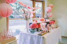 Japanese Themed Birthday Party with SUCH CUTE Ideas via Kara's Party Ideas   Kara'sPartyIdeas.com #Japan #Origami #Travel #PartyIdeas #Supplies (29)
