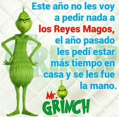 Grinch, Pepito Jokes, Funny Facts, Funny Memes, Funny Note, Vintage Christmas Images, Frases Humor, Funny Phrases, High School Musical
