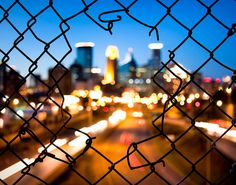 What an awesome artistic view of downtown Minneapolis