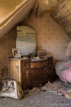 Lugares abandonados que surpreendem | O Beijo
