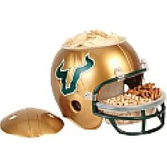 Wincraft South Florida Bulls Snack Helmet perfect for parties :)