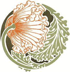 "adayume: "" Circular designs from Combinaisons Ornamentales by M. Verneuil, George Auriol and Alphonse Mucha. Motifs Art Nouveau, Design Art Nouveau, Art Nouveau Flowers, Art Nouveau Pattern, Art Nouveau Tattoo, Art And Illustration, Art Inspo, Alphonse Mucha, Chalk Pastel Art"
