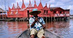 La Venise du Bénin : Ganvié, cité lacustre - Afrique