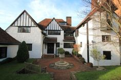 White Cottage (Baillie Scott) Sudbury Hill, Harrow On The Hill