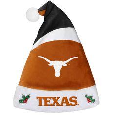 Texas Longhorns Basic Santa Hat - 2016