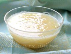 Crema al limone senza uova e latte blog il mio saper fare