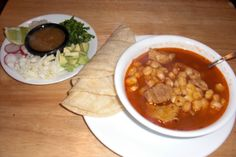 I made Mexican posole last night for our dinner and it turned out great if I do say so! I have made it before but this batch was really tasty! If you have had posole then you know what it is but for those of you that haven't, I'll tell you. It is a...