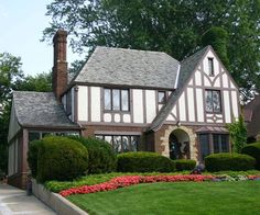 Sense Of Place - An Architect's Blog For Homeowners Who Care About Good Design: 10 Reasons Why You Should Rekindle Your Love Affair With Tudor Homes