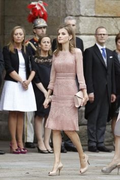 Queen Letizia, July 25, 2014