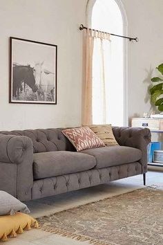 Canal Sofa - Urban Outfitters