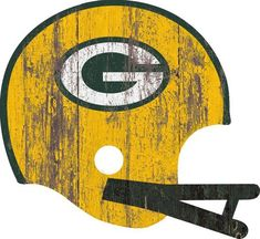 Look what I found on Green Bay Packers Distressed Helmet Cutout Green Bay Packers Gifts, Green Bay Packers Helmet, Green Bay Packers Fans, Nfl Green Bay, Football Crafts, Football Art, Football Signs, Football Stuff, Football Helmets