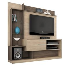 40 Cool TV Stand Dimension And Designs For Your Home - Engineering Discoveries - Tv wall decor Tv Cabinet Design, Living Room Tv Unit Designs, Tv Unit Decor, Tv Wall Decor, Cool Tv Stands, Home Room Design, Home Engineering, Tv Shelf Design, Tv Room Design