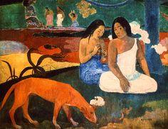 Bildresultat för gauguin