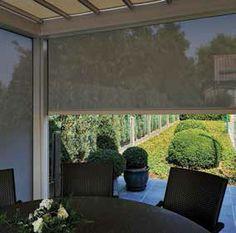 Brustor B 300 outdoor living met zip screen