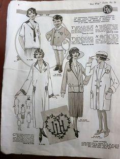 1920s children's fashions thedreamstress.com