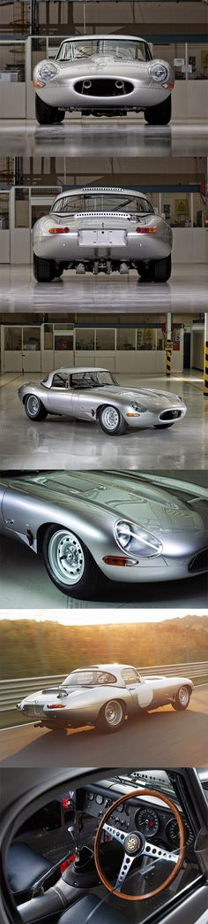 2014 Jaguar Lightweight E-Type - Very special limited edition of 6 cars using original chassis from 1964