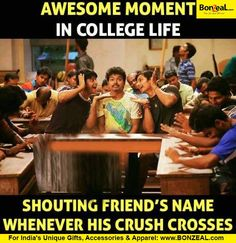 Funny school jokes - Tag Your College Mates👨🎓👩🎓 Share & Comment if missing them! Funny School Memes, Some Funny Jokes, Crazy Funny Memes, School Humor, Funny Facts, Hilarious, Funny Puns, Weird Facts, Bff Quotes