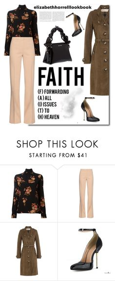 """""""LIZ"""" by elizabethhorrell ❤ liked on Polyvore featuring Valentino, Derek Lam, Burberry, Miu Miu, women's clothing, women, female, woman, misses and juniors"""