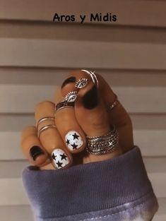 Bright Nail Designs, Accent Nail Designs, Cow Nails, Aycrlic Nails, Stylish Nails, Trendy Nails, Western Nails, Bright Nails, Fire Nails