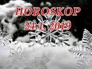 Aktuální horoskop pro den 24.1. 2019 Calm, Horoscope
