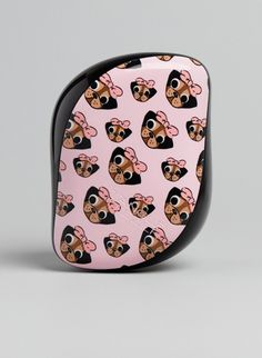 Our adorable Pug Love Tangle Teezer hair brush. Only available on our website