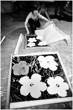 Stephen Shore Untitled The Velvet Years Warhol's Factory 1965 b