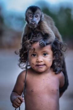 With the threat of displacement looming, photographer Charlie Hamilton James set out to showcase daily life with these vulnerable groups. Kids Around The World, People Of The World, Precious Children, Beautiful Children, People Photography, Animal Photography, Animals For Kids, Animals And Pets, Community Picture