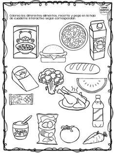 12 Mejores Imágenes De Alimentos Dibujos En 2019 Alimentos