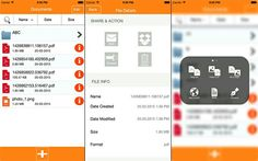 Pdf Master app Ui Design  -www.designclue.in