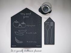DIY placemat