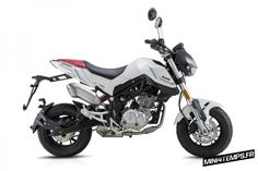 Benelli sort un mini roadster 125, le Tornado Naked T