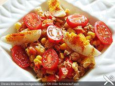 Chefkoch.de Rezept: Thunfischsalat