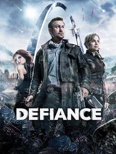 #Defiance #SciFi